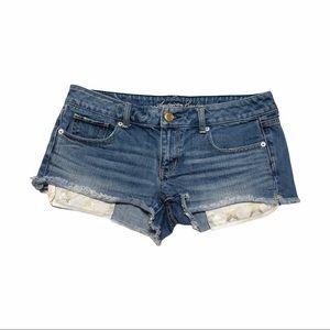 American Eagle Star Pocket Shorts 0541
